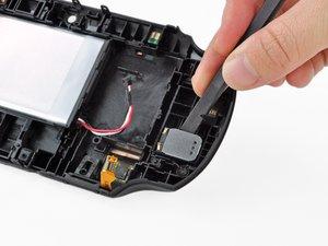 PlayStation Vitaのスピーカーの交換
