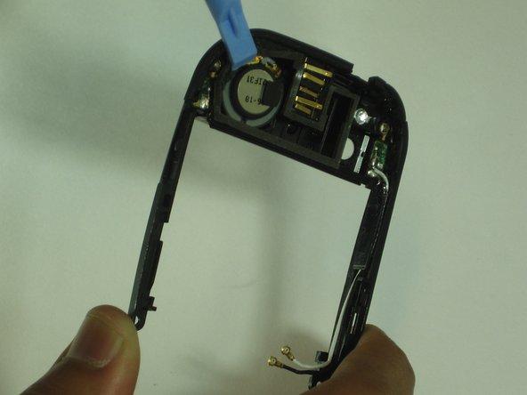 Remplacement de l'antenne du Palm Pre
