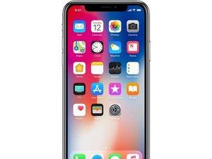 如何把iPhone X 強制重新啟動