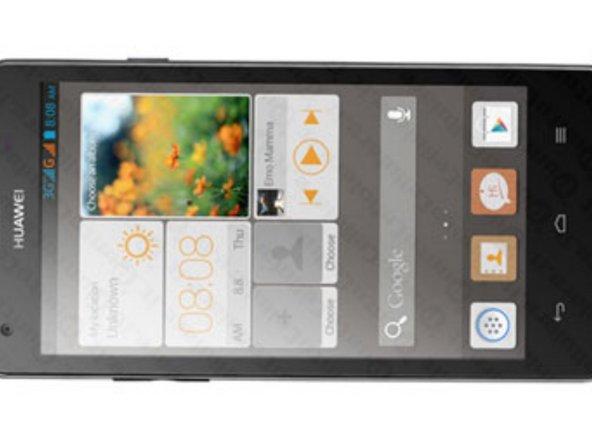 Huawei Ascend G700 Display Austausch