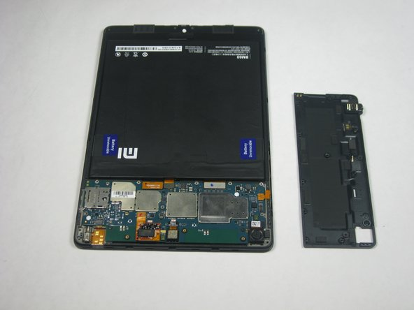 Xiaomi Mi Pad Motherboard Replacement