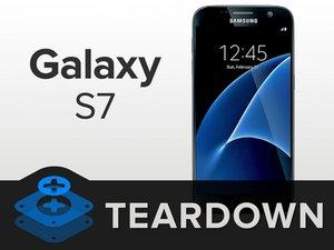 三星Galaxy S7拆解