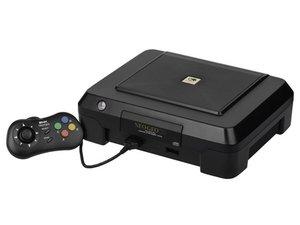 SNK Neo Geo CD Repair