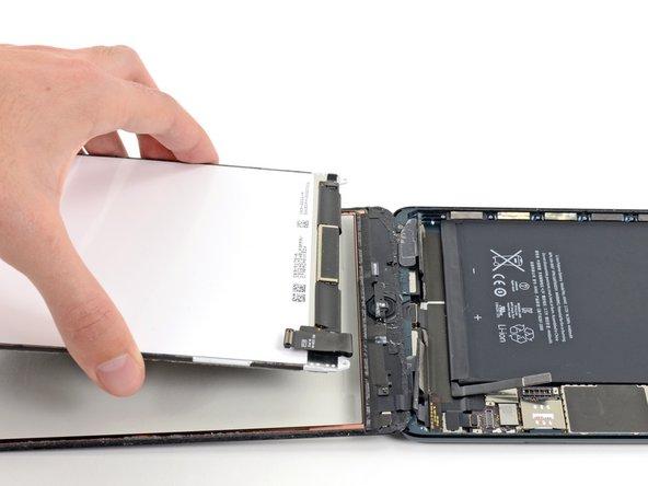 iPad Mini GSM LCD austauschen