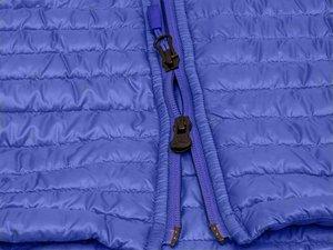 Two-way zip slider