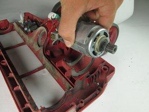 Roller Brush Motor