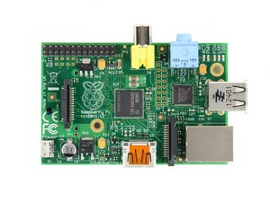 Raspberry Pi Model B Repair