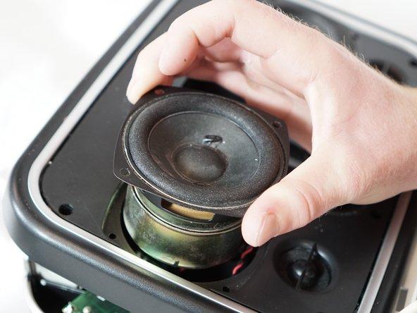 Altec Lansing inMotion iM9 Woofer Replacement