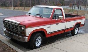 1980-1986 Ford F-Series Repair