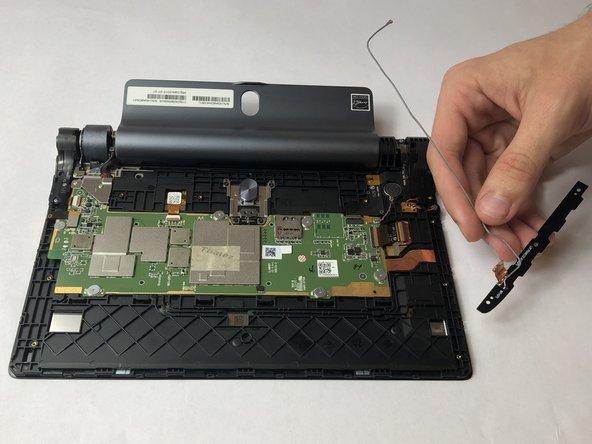 Remplacement du module WiFI du Lenovo Yoga Tab 3 8