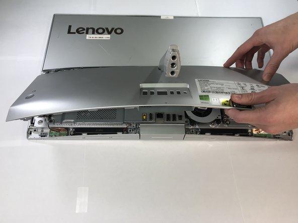 Lenovo IdeaCentre AIO 510S-23ISU Back Cover Replacement