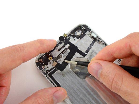 Remplacement de la nappe du bouton de marche de l'iPhone 6 Plus