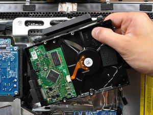 """Installation d'un SSD dans les iMac Intel 20"""" EMC 2133 et 2210"""