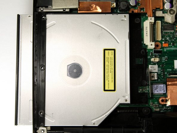 Toshiba Satellite A65-S126 Optical Drive Replacement