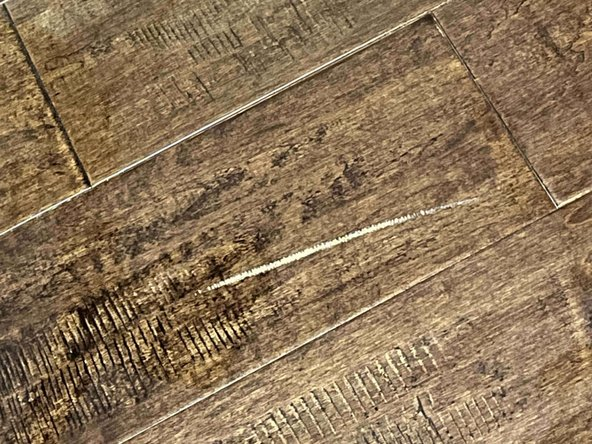How To Remove Scratches From A Hardwood Floor