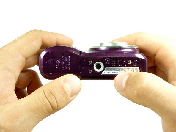 Kodak EasyShare C195 Memory Card Replacement