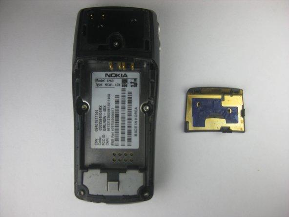 Nokia 8260 Antenna Replacement