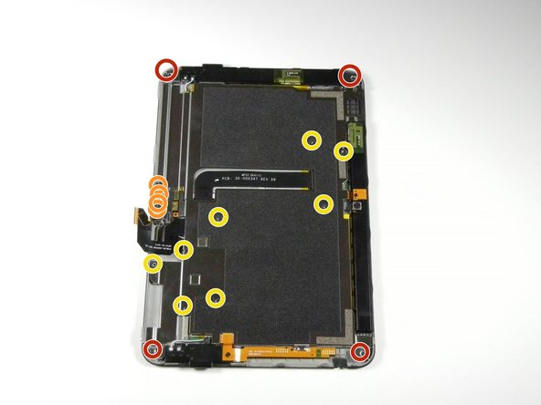 "Kindle Fire HD 8.9"" Midframe Replacement"
