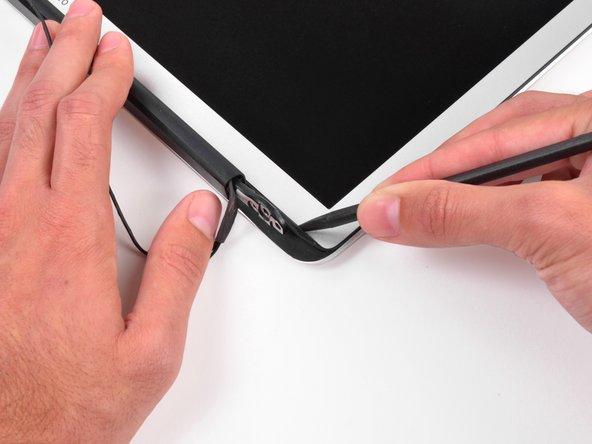 MacBook Pro (15 Zoll, Mitte 2010, Unibody) Frontblende austauschen
