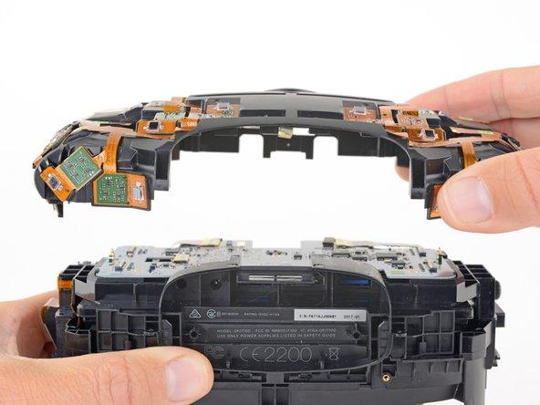 HTC Vive Sensor Array Replacement