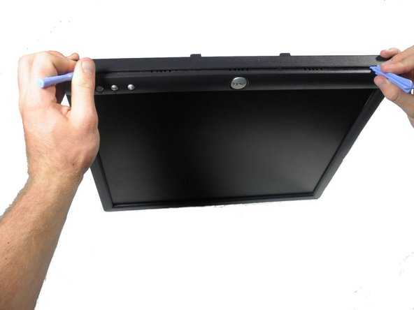 Dell E193FPc Display Bezel Replacement