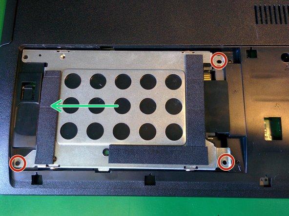 Remove 3 5mm Phillips screws