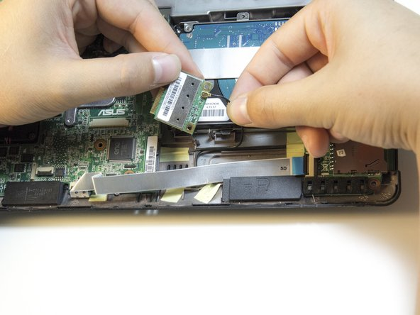 Asus Eee PC 1005PEB Wifi Card Replacement