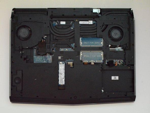Alienware 17 R4 Plastic Cover Replacement