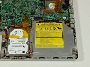 "PowerBook G4 Aluminum 15"" 1.67 GHz Hard Drive Replacement"
