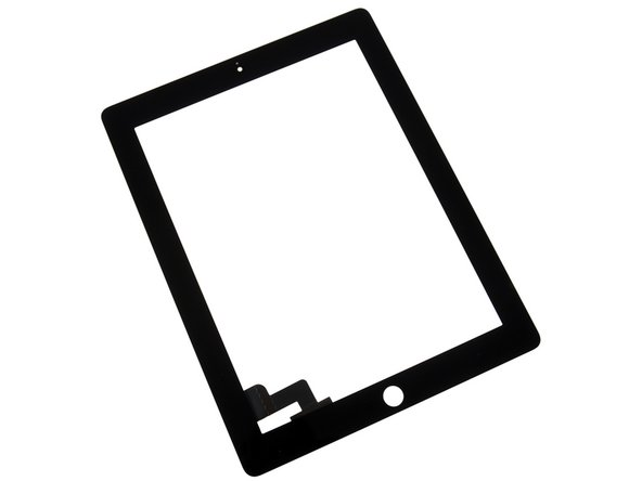 iPad 2 Wi-Fi EMC 2560 Front Panel Replacement