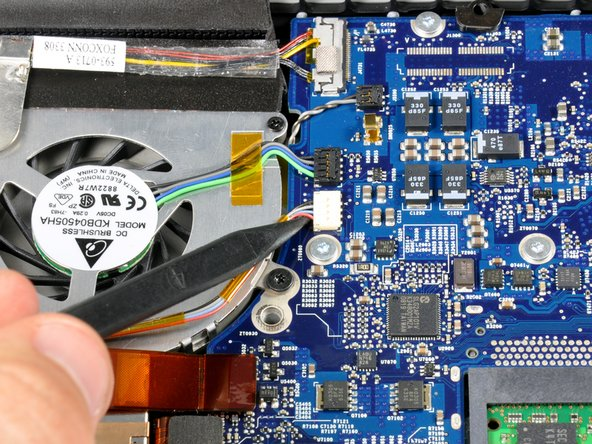 "MacBook Pro 15"" Core 2 Duo Models A1226 and A1260 Left Ambient Light Sensor Replacement"