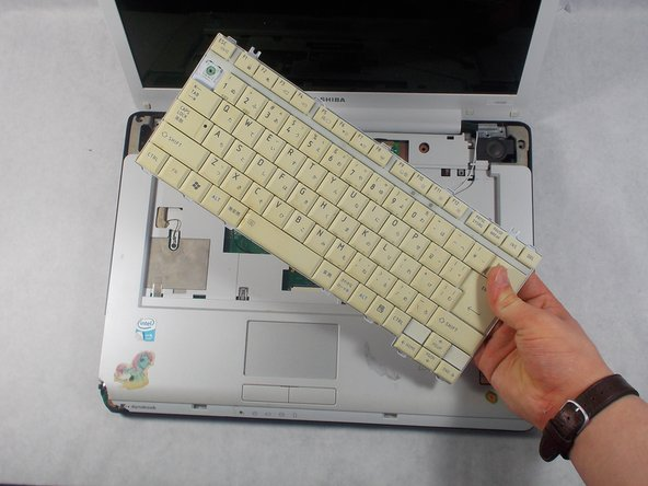 Toshiba Dynabook AX 53D Keyboard  Replacement