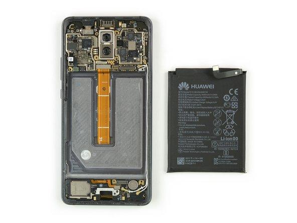 Huawei Mate 10 Pro Akku tauschen