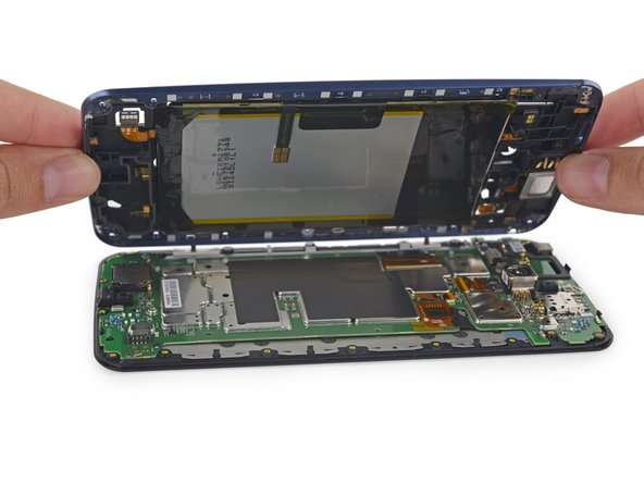 The Nexus is finally ready to reveal its secrets. Looks like that mystery connector belonged to the battery!