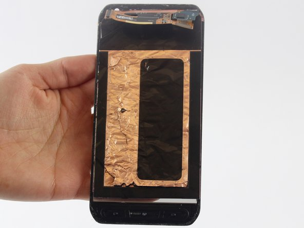 Samsung Galaxy S6 Active Display Assembly Replacement