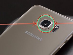 How to fix blurry / not sharp camera Samsung Galaxy S6