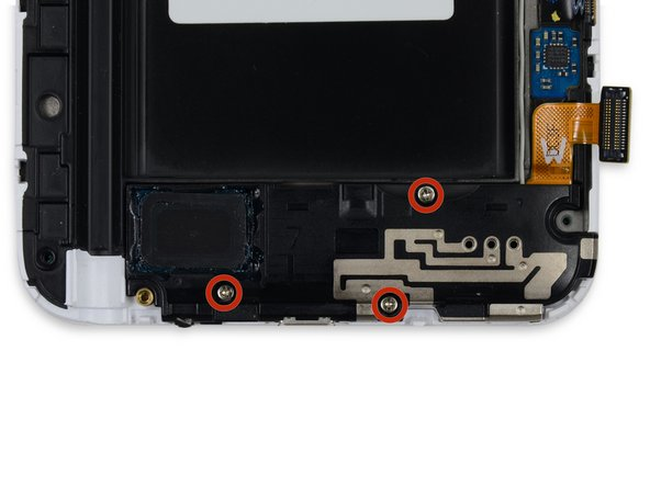 Samsung Galaxy Note USB Board Replacement