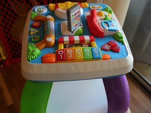 Fisher Price Laugh and Learn Around the Town Repair