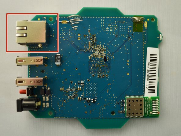 Samsung SmartThings Hub Ethernet Port  Replacement