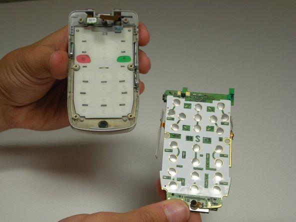 LG VX7000 Keypad Replacement