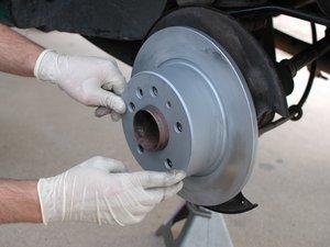 Brake Disc, Rear