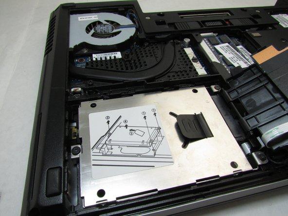 HP Elitebook 8460p Hard Drive Replacement