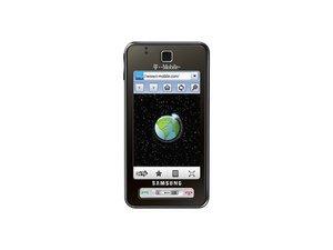 Samsung Behold Repair