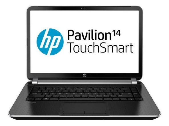 HP Touchsmart 14-n014nr Motherboard, Hard Drive or Power Jack Replacement