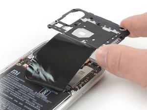 Moederbordcover met NFC