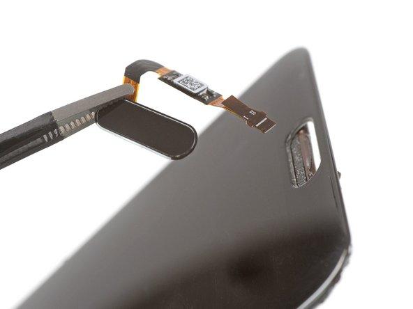 Huawei P20 Home Button with Fingerprint Sensor Replacement
