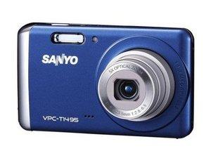 Sanyo VPC-T1495 Repair