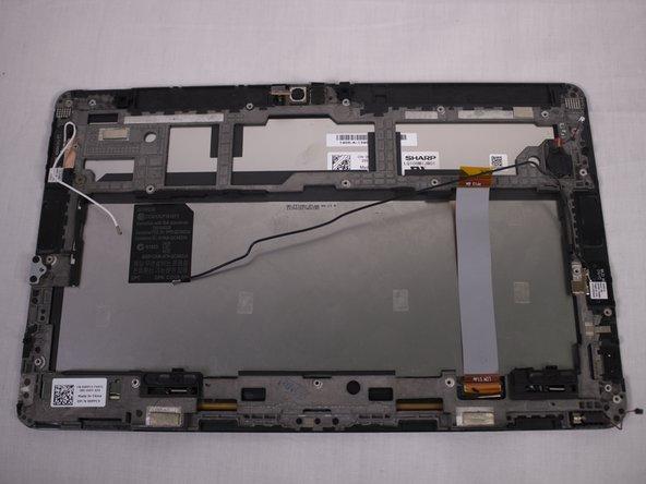 Dell Venue 11 Pro LCD Screen Replacement