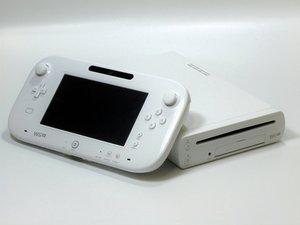 Nintendo Wii U Troubleshooting