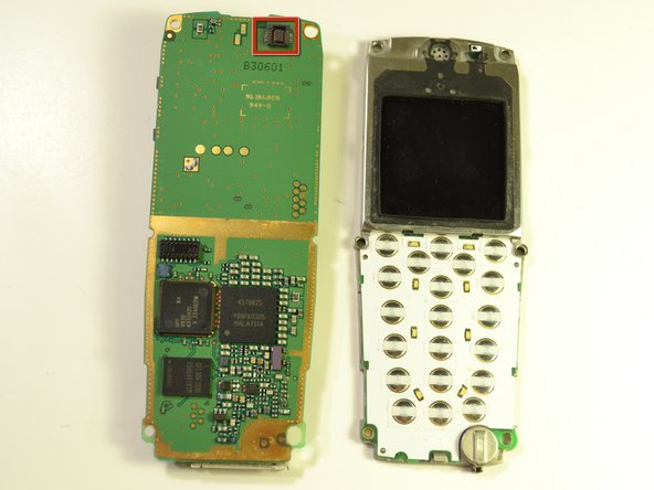 Nokia 6200 Classic Circuit Board Replacement